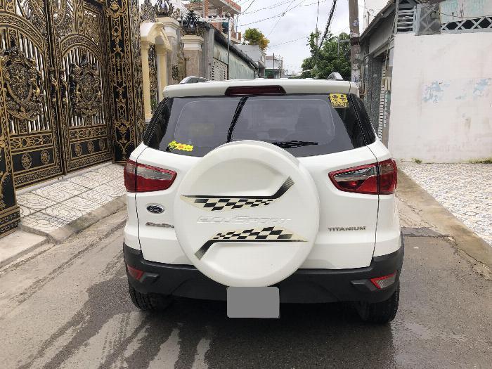 Mình bán Ford Ecosport 2017 màu trắng 7