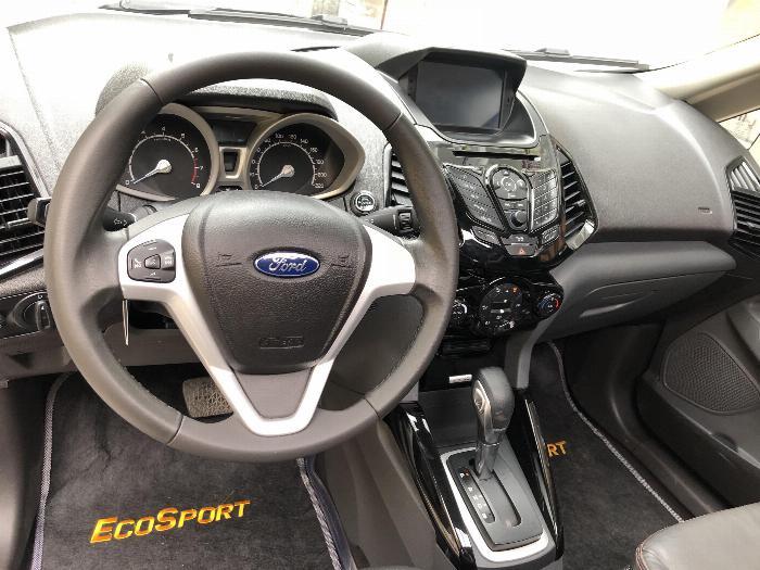 Mình bán Ford Ecosport 2017 màu trắng 2