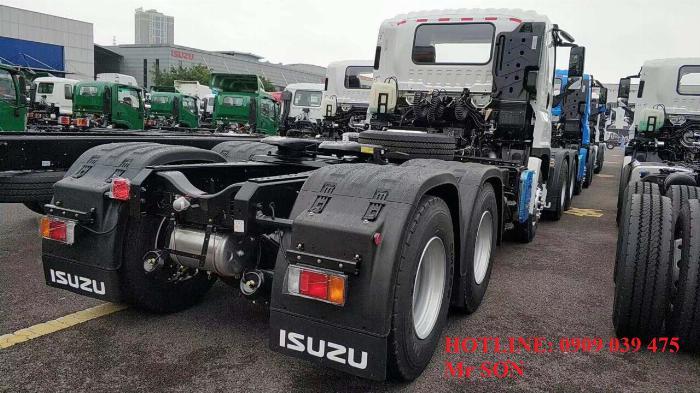 Xe đầu kéo ISUZU GIGA 2019 , EURO 5 , 380PS 2