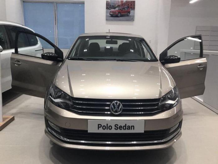 Volkswagen Polo Nhập Khẩu Nguyên Chiếc