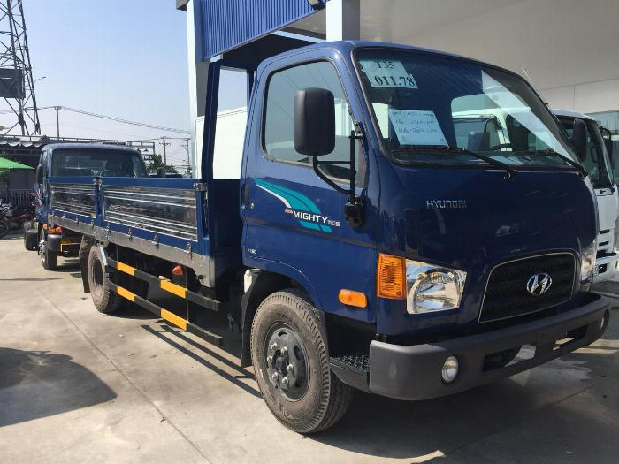Xe Tải Hyundai Mighty 110SP- 7 tấn siêu phẩm tầm trung 8