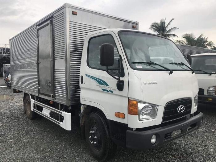 Xe Tải Hyundai Mighty 110SP- 7 tấn siêu phẩm tầm trung 6