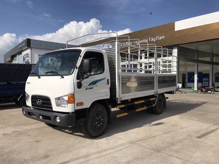 Xe Tải Hyundai Mighty 110SP- 7 tấn siêu phẩm tầm trung 10