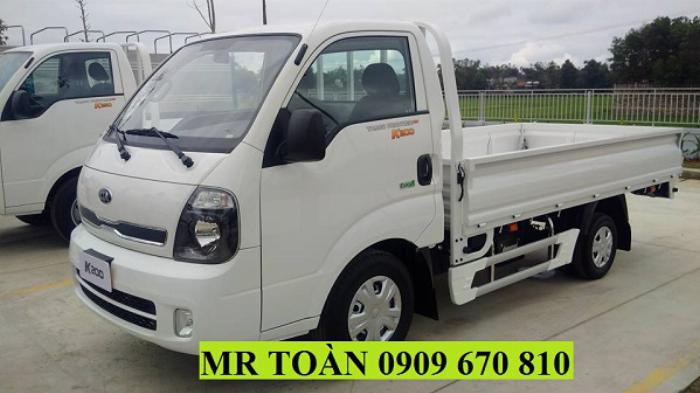 Bán xe tải Kia K250 thùng lửng tải trọng 2.49 tấn. Động cơ Huyndai D4CB. Nhập khẩu Hàn Quốc 0