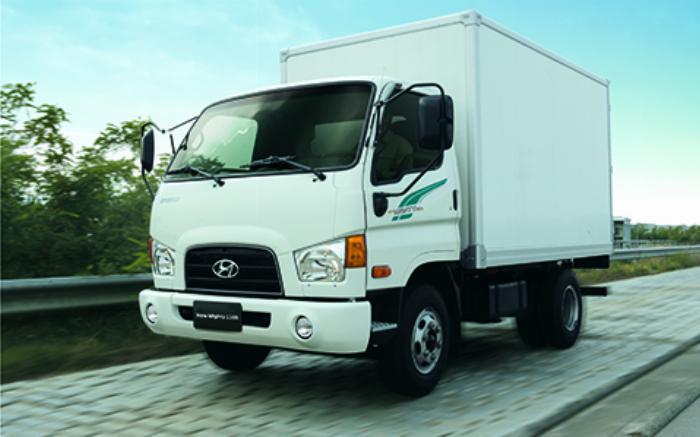 Xe Tải Hyundai Mighty 110SP- 7 tấn siêu phẩm tầm trung 9