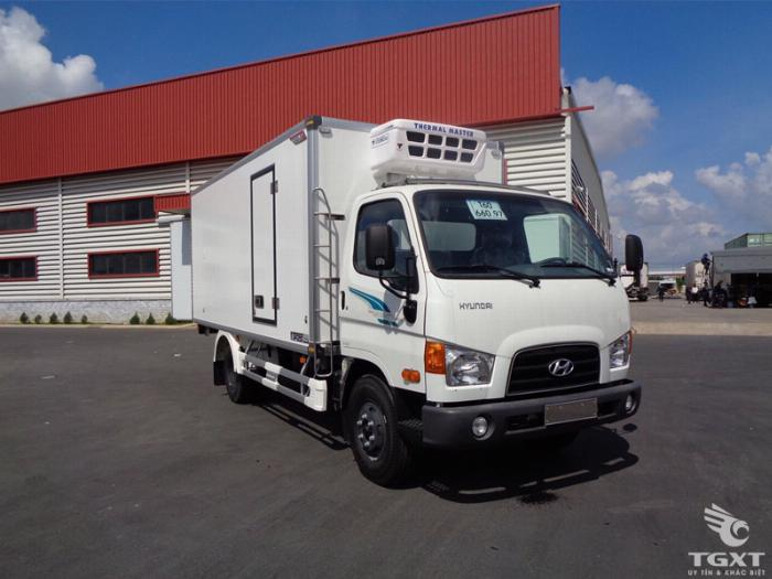 Xe Tải Hyundai Mighty 110SP- 7 tấn siêu phẩm tầm trung 7