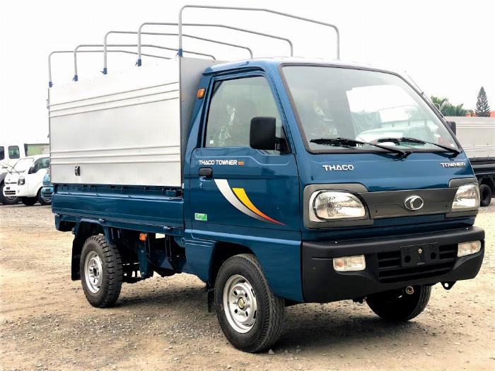 bán xe tải nhẹ thaco towner 800 tải trọng 1 tấn