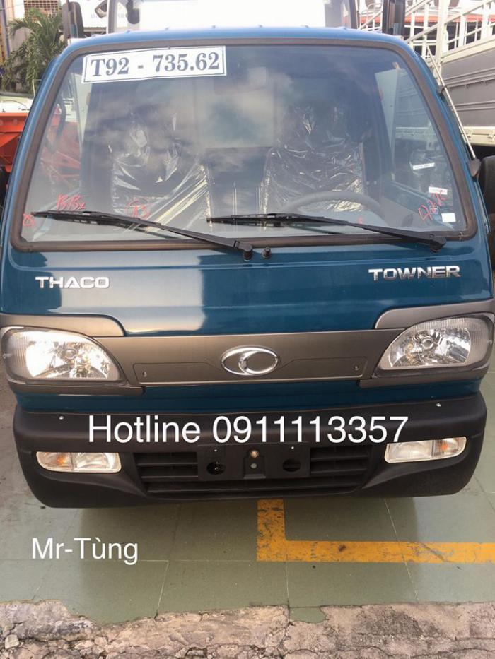 Thaco Towner 800 tải 9 ta tải nhỏ trong gia đình thaco 3