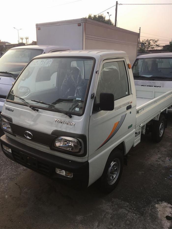 Thaco Towner 800 tải 9 ta tải nhỏ trong gia đình thaco 2