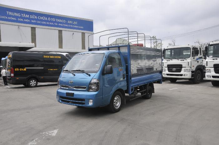 bán xe tải kia k200 vượt trội trong phân khúc máy dầu