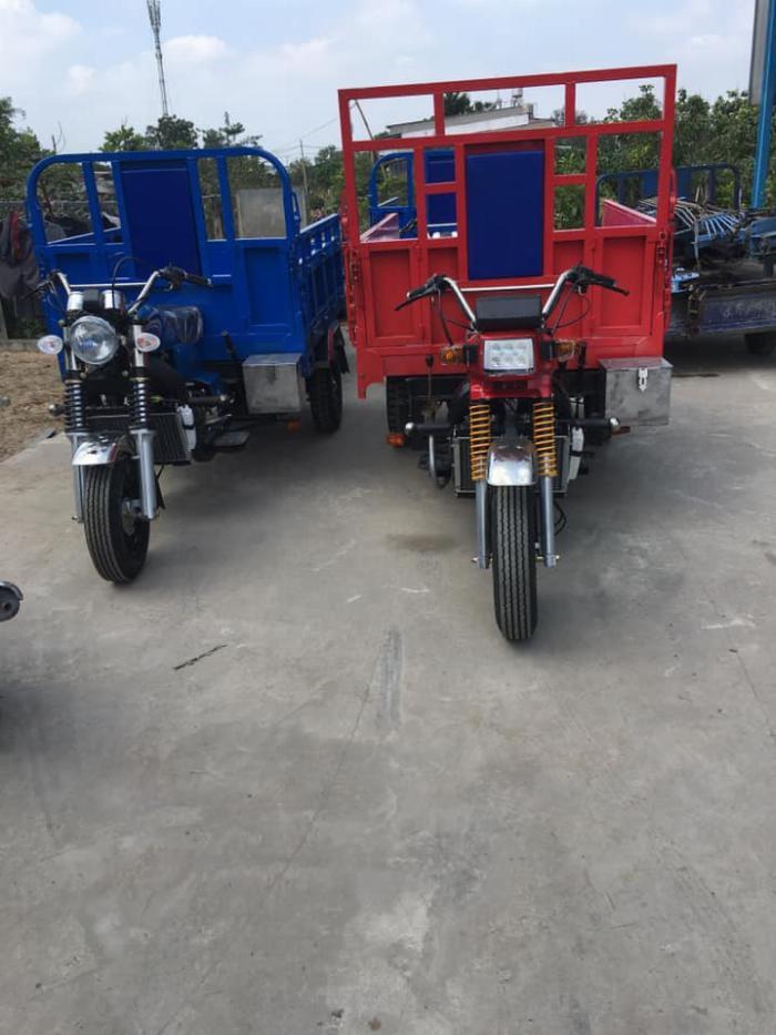 Xe Hoa Lâm - xe lôi 3 bánh - Đức Hoàng 0