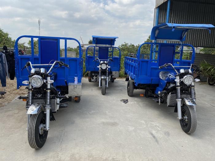 Xe Hoa Lâm - xe lôi 3 bánh - Đức Hoàng 10