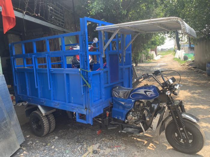 Xe Hoa Lâm - xe lôi 3 bánh - Đức Hoàng 8