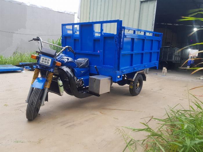 Xe Hoa Lâm - xe lôi 3 bánh - Đức Hoàng 4