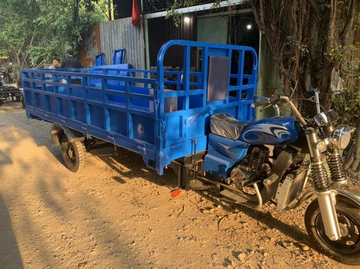 Xe Hoa Lâm - xe lôi 3 bánh - Đức Hoàng 6