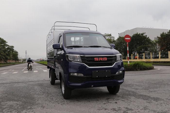Giá xe tải dongben srm 930kg đời 2020 thùng bạt 2m6 | Trả trước 70 triệu nhận xe 2