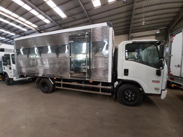 Xe tải Isuzu 3.5 Tấn NPR 400 Thùng Kín 2020 Trả Góp 2
