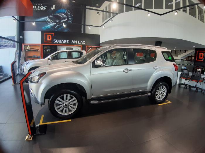 Báo Giá Xe Isuzu Mux 2020 Trả Góp - Isuzu SUV 7 Chỗ 2020 Giá Sốc 5
