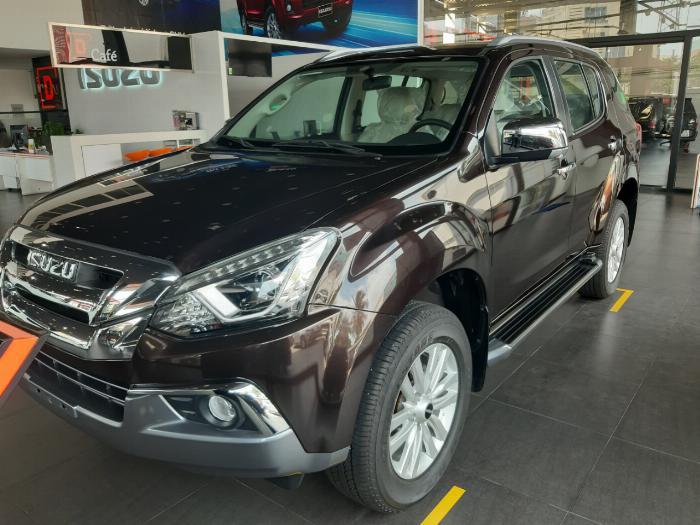 Báo Giá Xe Isuzu Mux 2020 Trả Góp - Isuzu SUV 7 Chỗ 2020 Giá Sốc 0