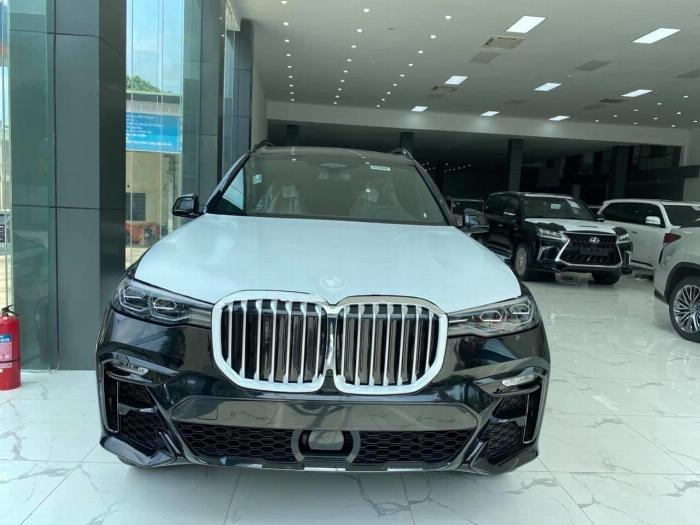 Bán BMW X7 xDrive 40i M Sport 3.0,sản xuất 2020,mới 100%,xe giao ngay. 0