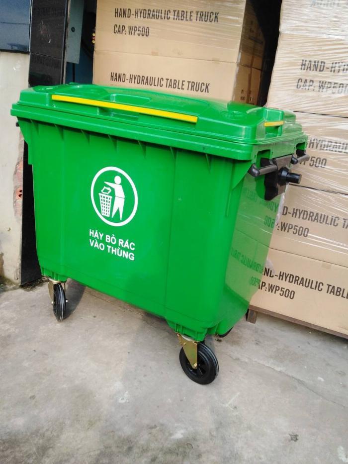 Xe thu gom rác thải giá rẻ-0911.041.000