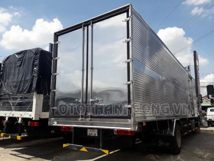Xe tải faw 7.25 tấn thùng dài 9.7m 4