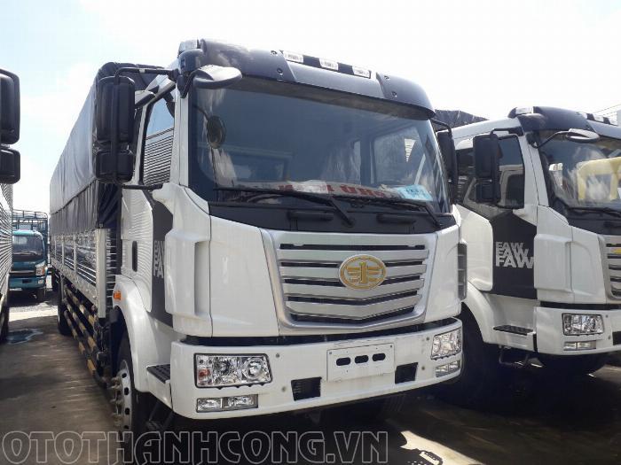 Xe tải faw 7.25 tấn thùng dài 9.7m 1