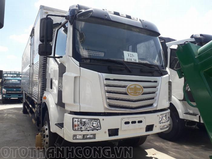 Xe tải faw 7.25 tấn thùng dài 9.7m 2