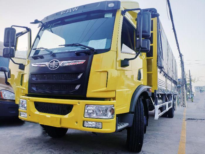 Xe tải faw 8 tấn - thùng dài 8 mét chở hàng nhẹ, bao bì | Hỗ trợ trả góp 4