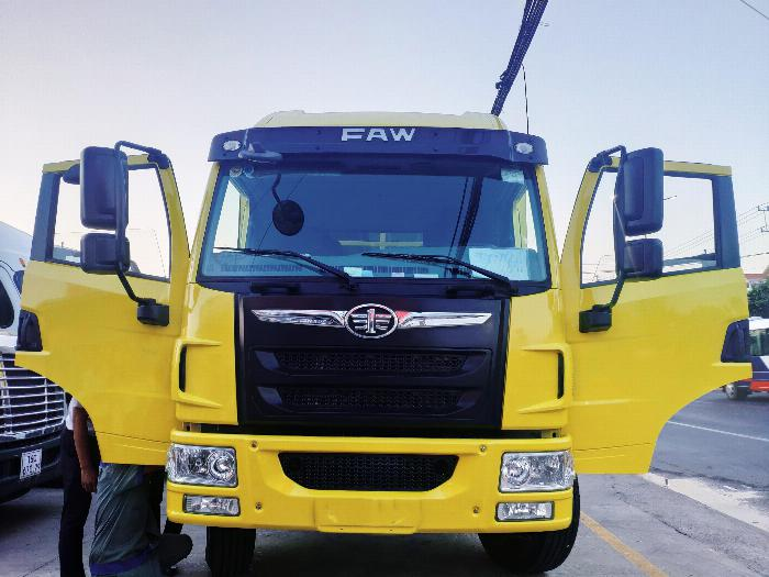 Xe tải faw 8 tấn - thùng dài 8 mét chở hàng nhẹ, bao bì | Hỗ trợ trả góp 1