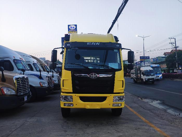 Xe tải faw 8 tấn - thùng dài 8 mét chở hàng nhẹ, bao bì | Hỗ trợ trả góp 2