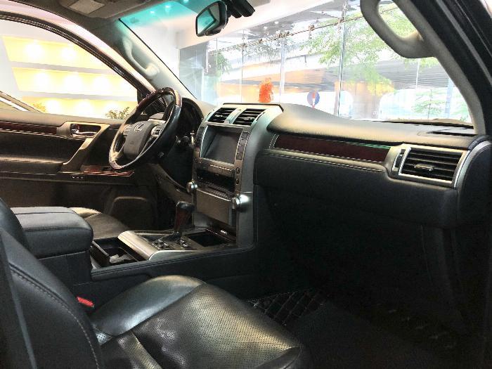 Lexus GX 460 2012 màu đen nội thất đen 14