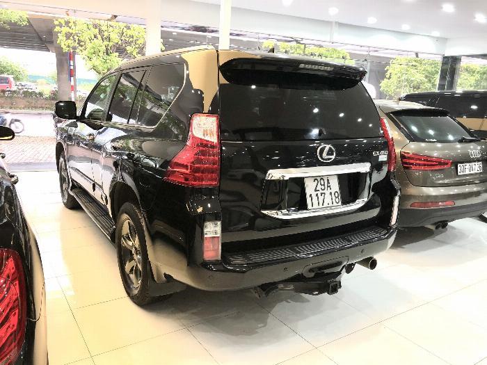 Lexus GX 460 2012 màu đen nội thất đen 10