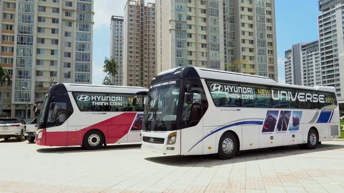 Hyundai Unverse 2019 - xe khách 45 chỗ 5