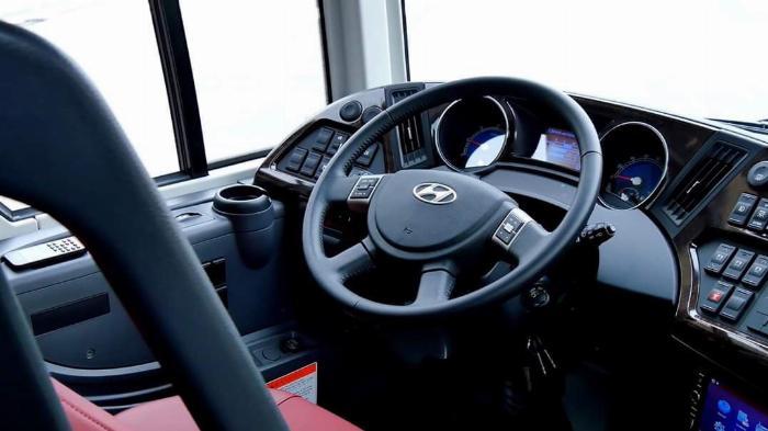 Hyundai Unverse 2019 - xe khách 45 chỗ 1