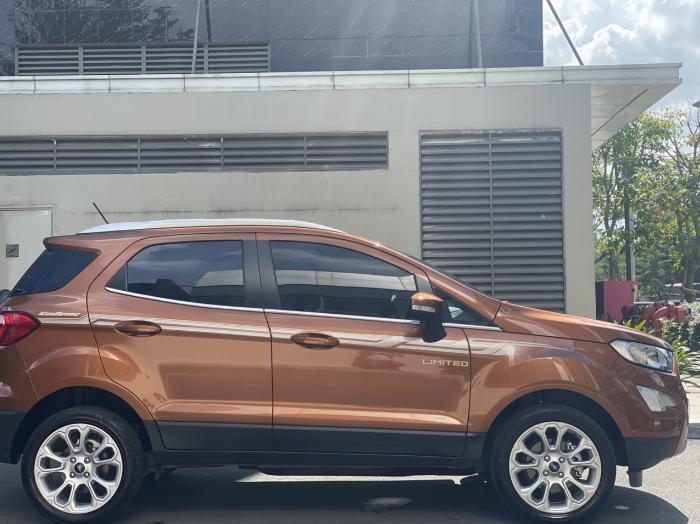 Cần bán xe ford Ecosport titanium 2018 xe ccucjw đẹp 4