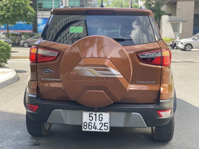 Cần bán xe ford Ecosport titanium 2018 xe ccucjw đẹp 3