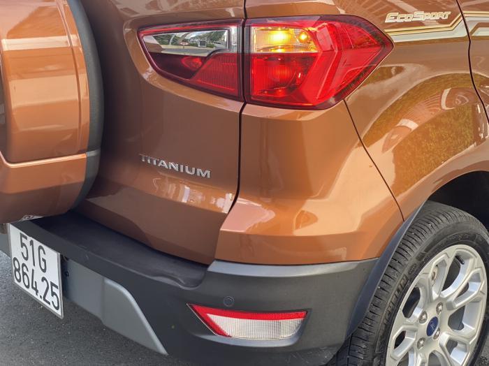 Cần bán xe ford Ecosport titanium 2018 xe ccucjw đẹp 6