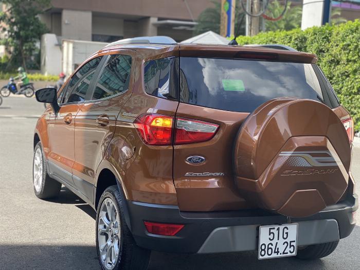 Cần bán xe ford Ecosport titanium 2018 xe ccucjw đẹp 7