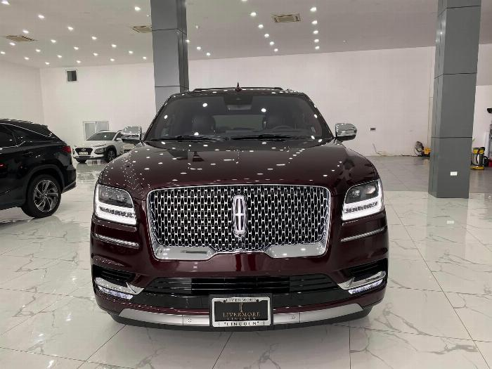 Lincoln Navigator sản xuất năm 2020 Số tự động Động cơ Xăng