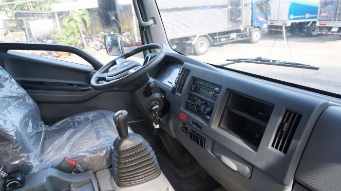 Xe tải jac N650 6.5 tấn thùng bạt 6m2 động cơ cummin nhập | Hỗ trợ trả góp 1