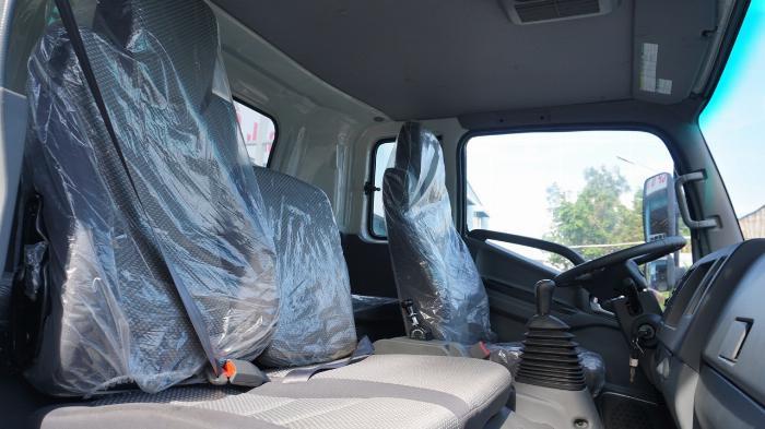 Xe tải jac N650 6.5 tấn thùng bạt 6m2 động cơ cummin đời 2020 | Hỗ trợ trả góp 1