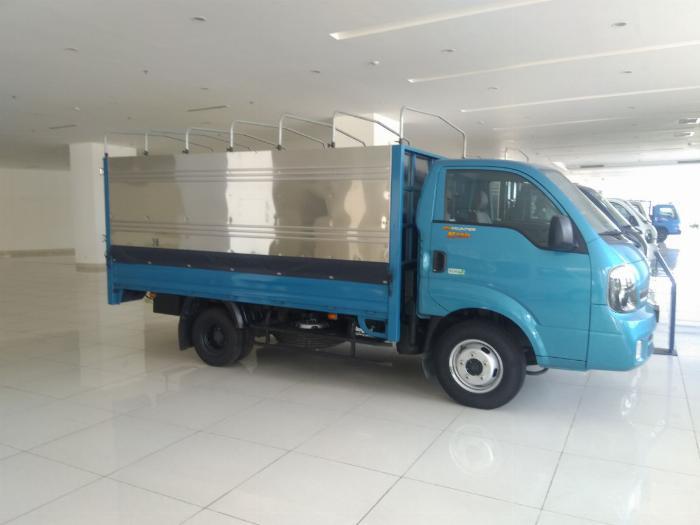 Xe tải kia 2,5 tấn tại tây ninh, có trả góp lãi suất ưu đãi 3