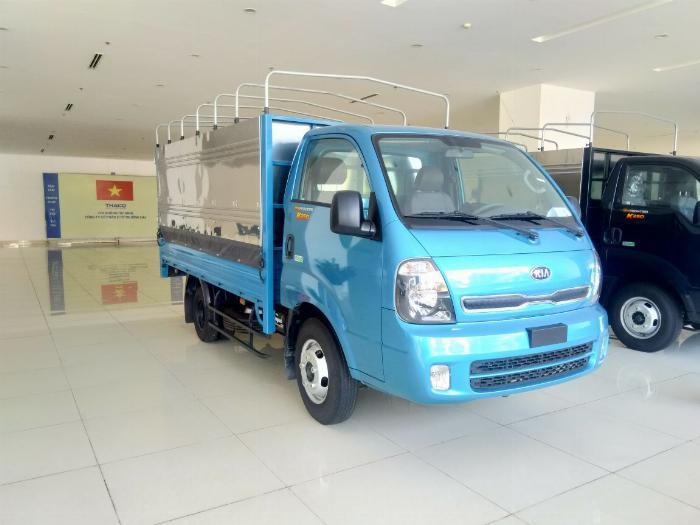 Xe tải kia 2,5 tấn tại tây ninh, có trả góp lãi suất ưu đãi 0