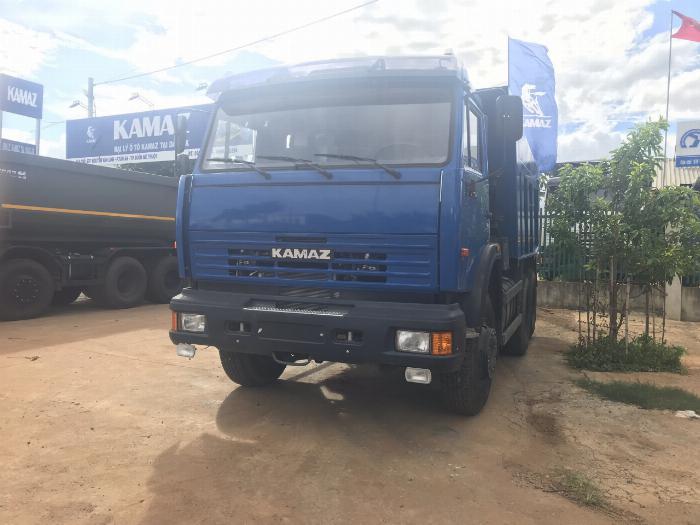 Ben Kamaz 15 tấn Vát | Ben Kamaz 15 tấn | Ben Kamaz ga cơ  #Kamaz65115 #kamaz15tan 6