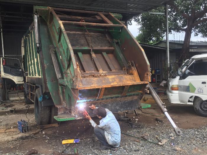 Dịch vụ bảo hành & sửa chữa xe cuốn ép rác - 24/7 tại Bình Dương 1