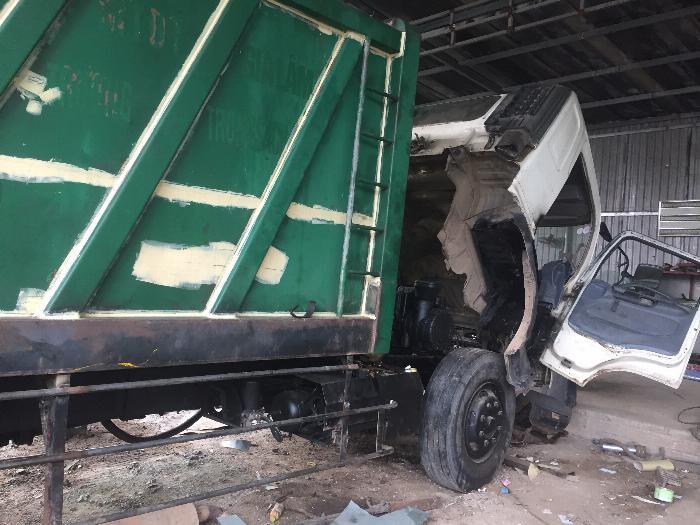 Dịch vụ bảo hành & sửa chữa xe cuốn ép rác - 24/7 tại Bình Dương 0