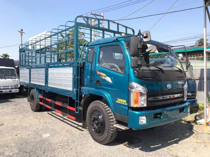 Giá xe tải chiến thắng 7.2 tấn ga cơ thùng bạt | Giá thanh lý 5