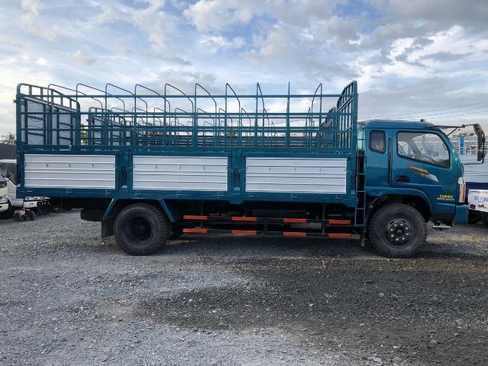 Giá xe tải chiến thắng 7.2 tấn ga cơ thùng bạt | Giá thanh lý 4