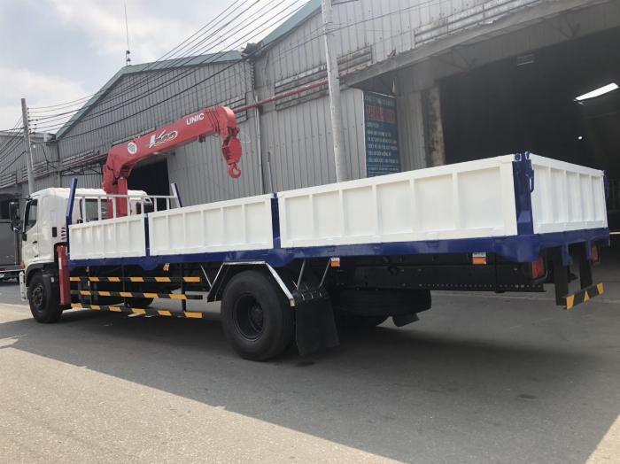 Xe tải Hino FG8JT7A-H  6 tấn 95 gắn cẩu Unic 5 tấn 5 đốt 1
